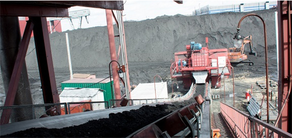 Угольный конвейер-гигант построят на Сахалине к 2021 г.