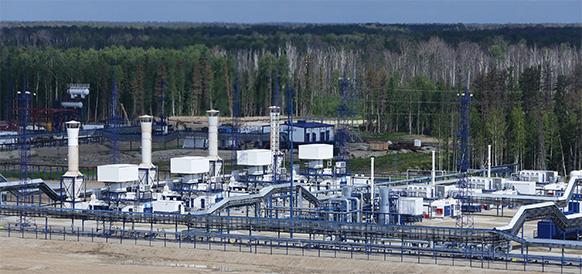 Газпромнефть-Восток начал строить газопровод на Арчинском месторождении