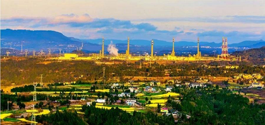 Sinopec подтвердила новые запасы  92,1 млрд м3 газа в Сычуаньском бассейне