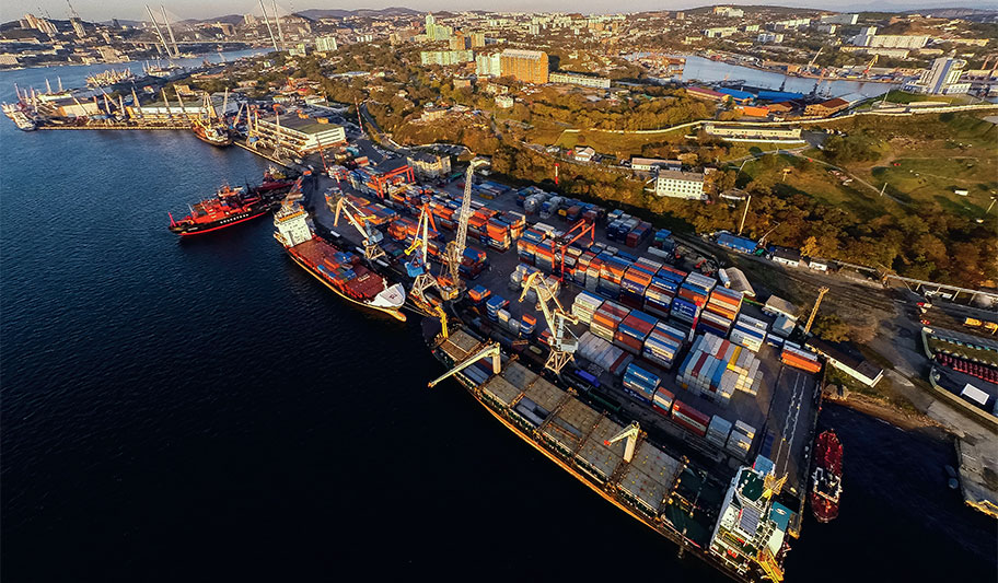 Терминал для экспорта сжиженного углеводородного газа в порту Владивостока начнет строить в 4- м квартале 2016 г некая Восток ЛПГ