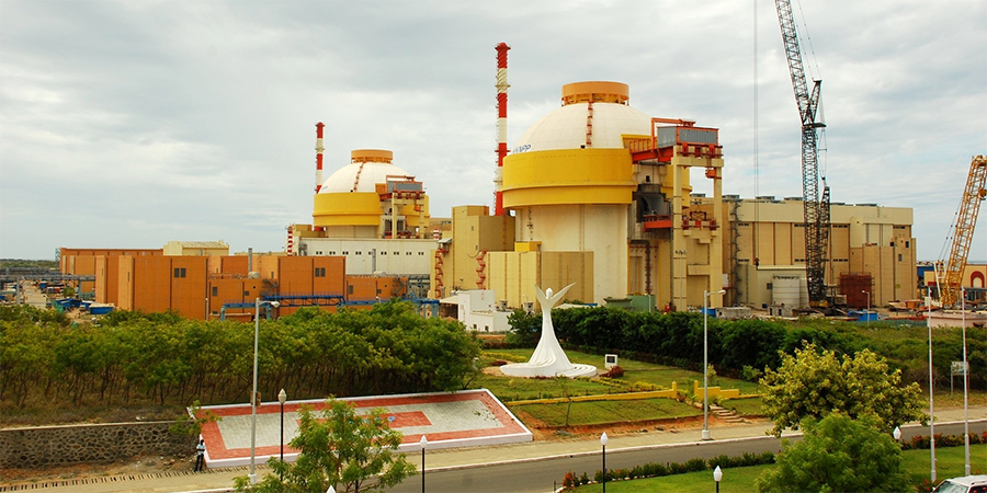 Индия предложила использовать японские турбины для строительства АЭС Куданкулам