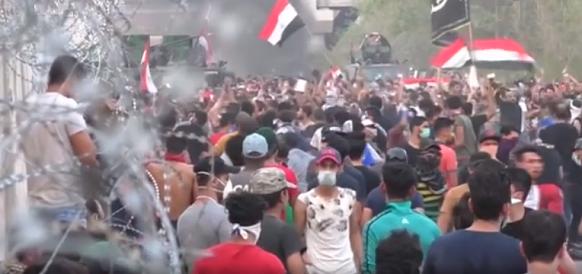 Протесты в Басре могут привести к снижению добычи в Ираке и повышению мировых цен на нефть