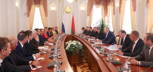 Белоруссия заинтересовалась шельфом Каспия