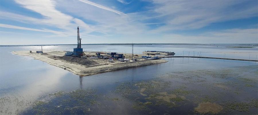 Однако полиакриламид! Газпромнефть-Хантос провел высокотехнологичный ГРП с использованием новой смеси