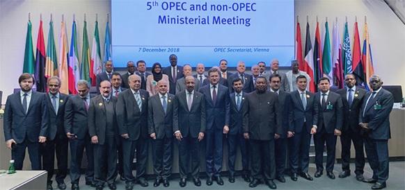 А. Новак уточнил параметры сокращения добычи нефти Россией в рамках нового соглашения ОПЕК+