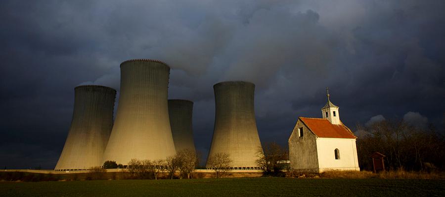 Энергоблок АЭС «Дукованы» в Чехии остановили. Будут менять топливо и проверять оборудование