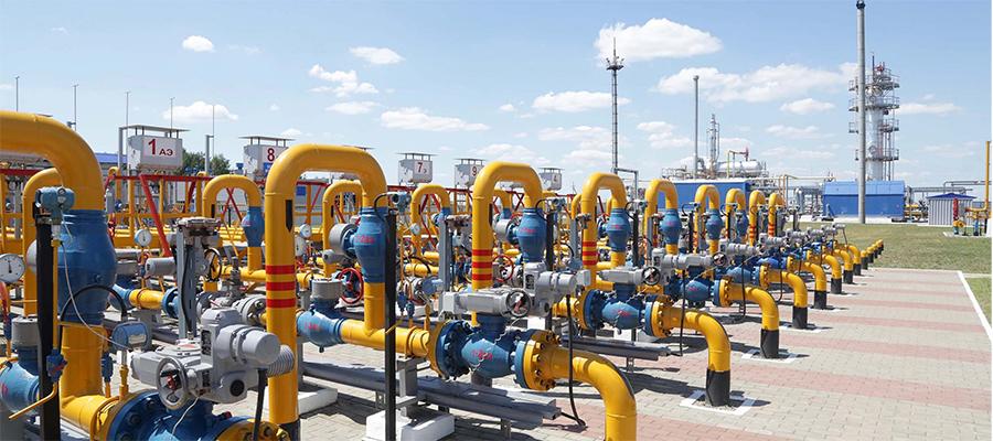 Украина нарастила запасы газа в ПХГ в 1,9 раза