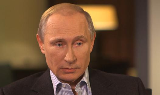 Интервью В.Путина  египетской газете Аль-Ахрам