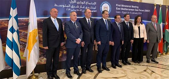 Энергетический хаб на пороге Европы. Страны Восточного Средиземноморья формируют единый газовый рынок, но пока без Сирии и Ливана