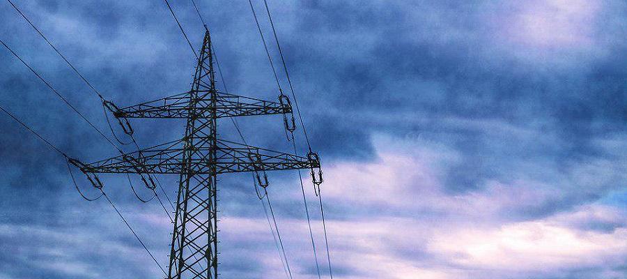 Потребление электроэнергии в России в октябре 2020 г. сократилось на 2,7%