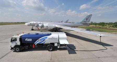 Gazpromneft – Aero achieves 60% increase of its monthly delivery of jet fuel to foreign airline companies in Domodedovo