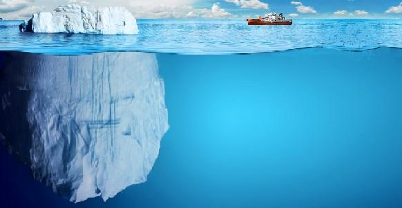 В ходе экспедиции «Кара-лето-2016» впервые в России была произведена буксировка крупных айсбергов