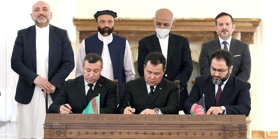 Туркменистан договорился с Афганистаном о развитии в стране рынка природного газа в рамках проекта ТАПИ