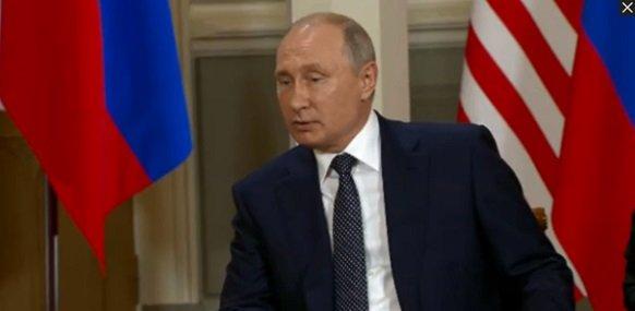 Условие В. Путина по продолжению транзита российского газа по ГТС Украины после 2019 г. Подробности