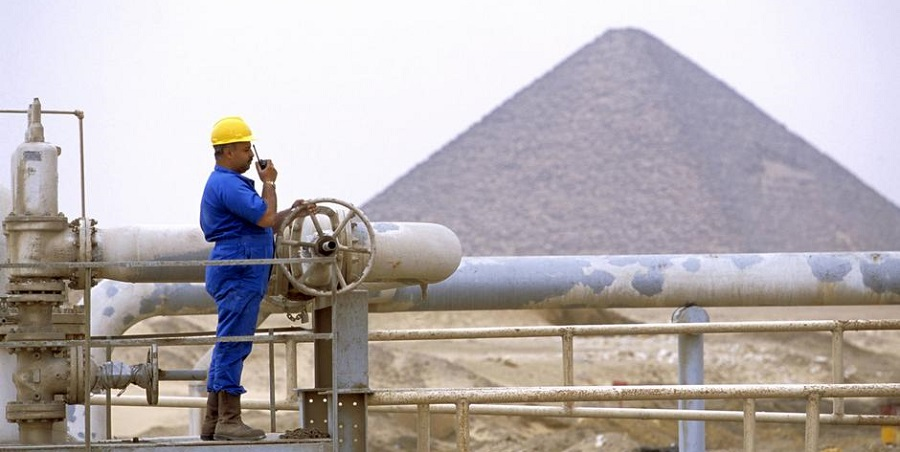 В Египте террористы взорвали газопровод