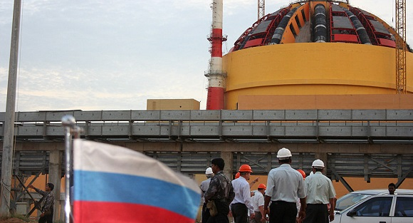 Russia's nuclear sector is surging