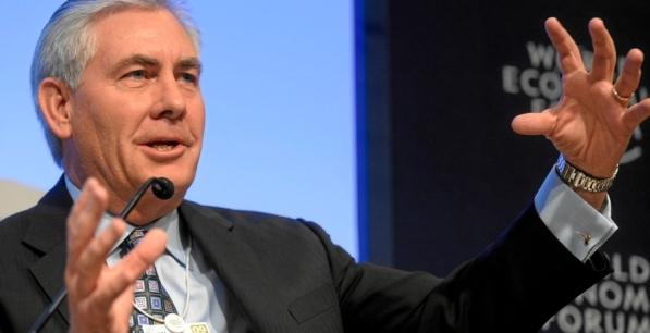 Р. Тиллерсон подал в отставку с поста главы ExxonMobil и готовится к новым подвигам на посту госсекретаря