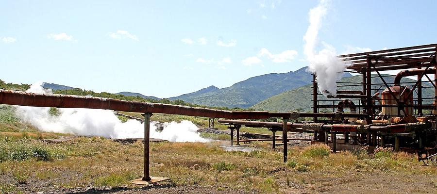 На Курилах построят новую геотермальную электростанцию Океанская-2
