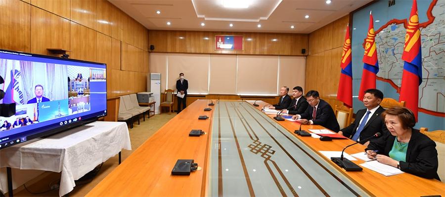 Gazprom identified the optimal route for the Soyuz Vostok gas pipeline via Mongolia to China