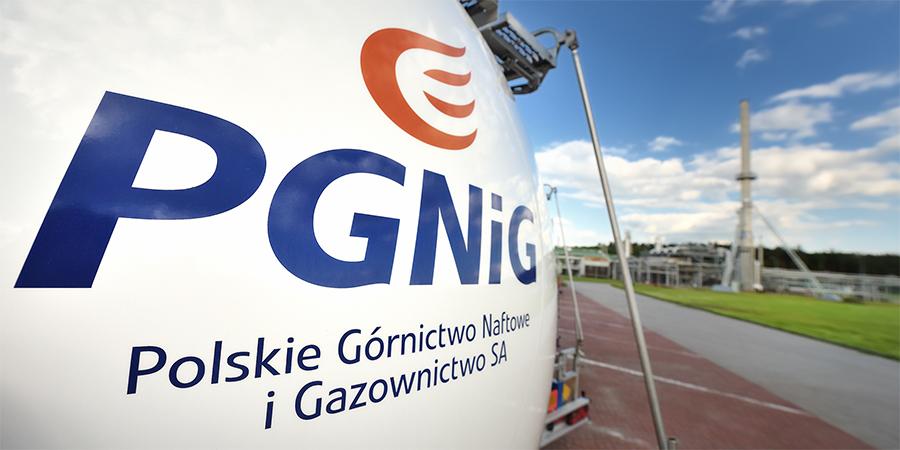 PGNiG: Польша в 2019 г. начнет продавать Украине газ, закупаемый в США