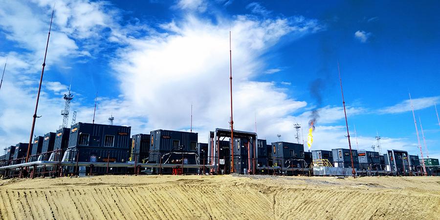 Аггреко Евразия и Роснефть подписали 17-летний контракт на энергоснабжение Сузунского месторождения