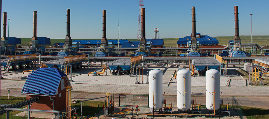 Газпром трансгаз Екатеринбург завершил ремонт газопровода Оренбургский ГПЗ - Совхозное ПХГ