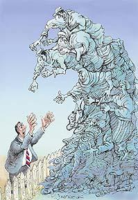 Штормовое предупреждение: банкиры готовятся ко второй волне кризиса