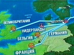 Nord Stream предрекают «славу» Берлинской стены
