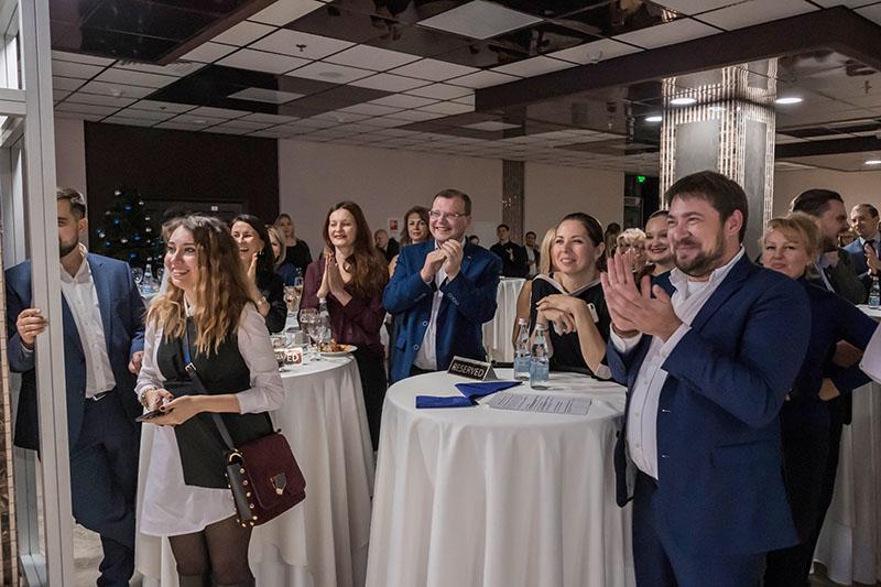 Участники отрасли подвели итоги 2018 г. на торжественном вечере NEFTEGAZparty, организованном Экспоцентром, выставкой Нефтегаз-2019 и ННФ