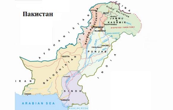 В Пакистане на площади блоке Baratai открыто новое газоконденсатное месторождение