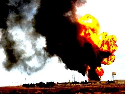 Поставка нефти из Ирака в Турцию возобновлена после взрыва
