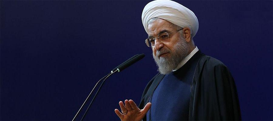 60% uranium enrichment is response to mischiefs against Iran, Rouhani says