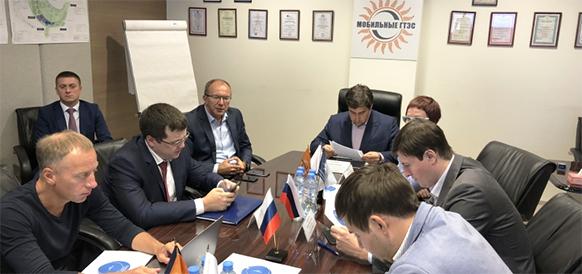 Минэнерго РФ обсуждает внедрение цифровых технологий для удаленного управления объектами малой генерации