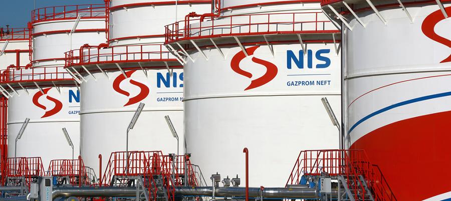 NIS временно сократила поставки авиатоплива сербским аэропортам