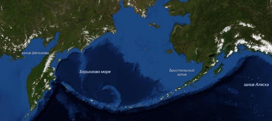 Росгеология завершит изучение нефтегазоносности Берингова моря до конца 2019 г.