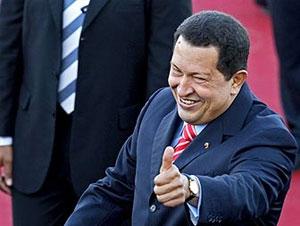 Уго Чавес предложил газовую ОПЕК Туркмении от всего сердца