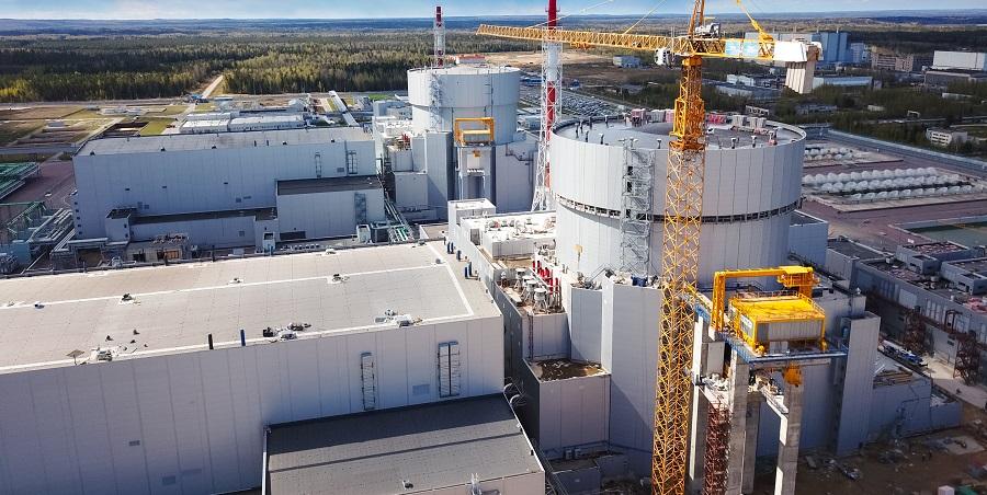 Rosatom: Fuel loading starts at power unit 2 of Leningrad NPP-2