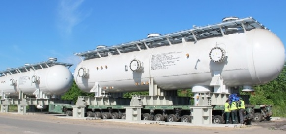 Завершено производство сепараторов для проекта Сахалин-2