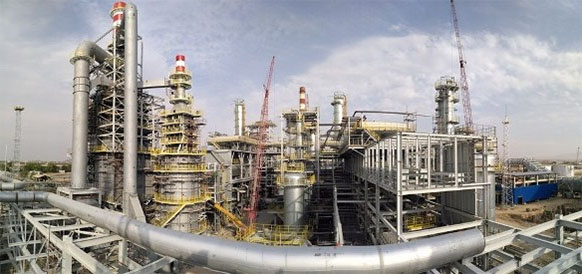 Если все пойдет по плану, Казахстан рассчитывает в январе 2018 г инициировать отмену запрета на экспорт светлых нефтепродуктов