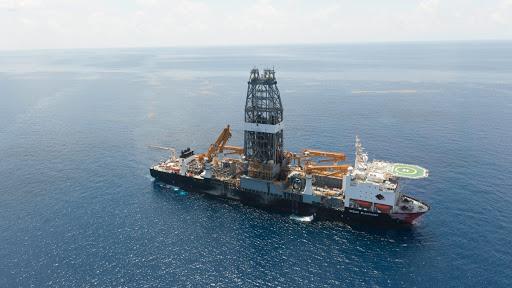 Cуда технологического флота нефтегазовых месторождений. Буровое судно