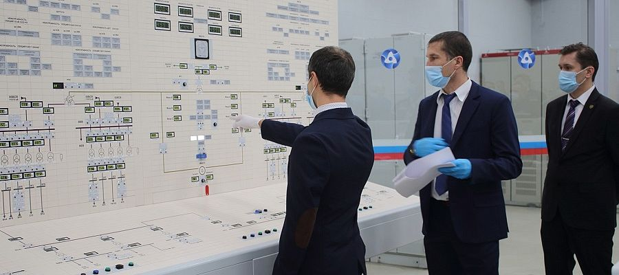 Leningrad NPP Unit 6 connected to grid, delivers 1st electricity to Russian power system