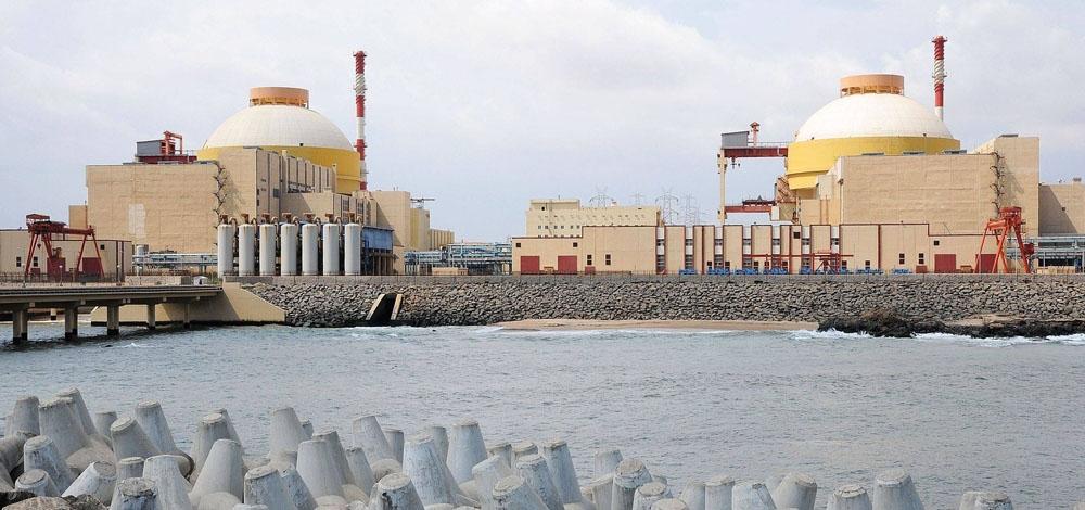 Ижорские заводы отгрузили блок верхний для 3-го энергоблока АЭС Куданкулам