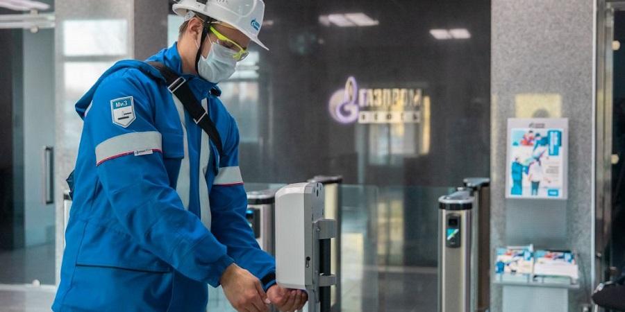 Московский НПЗ Газпром нефти будет использовать противоэпидемическую инфраструктуру в дальнейшей работе