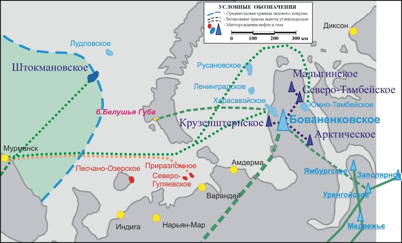 Что мешает «разморозить» шельфовые проекты? Арктические углеводородные перспективы России: технологические и геолого-экономические проблемы освоения.
