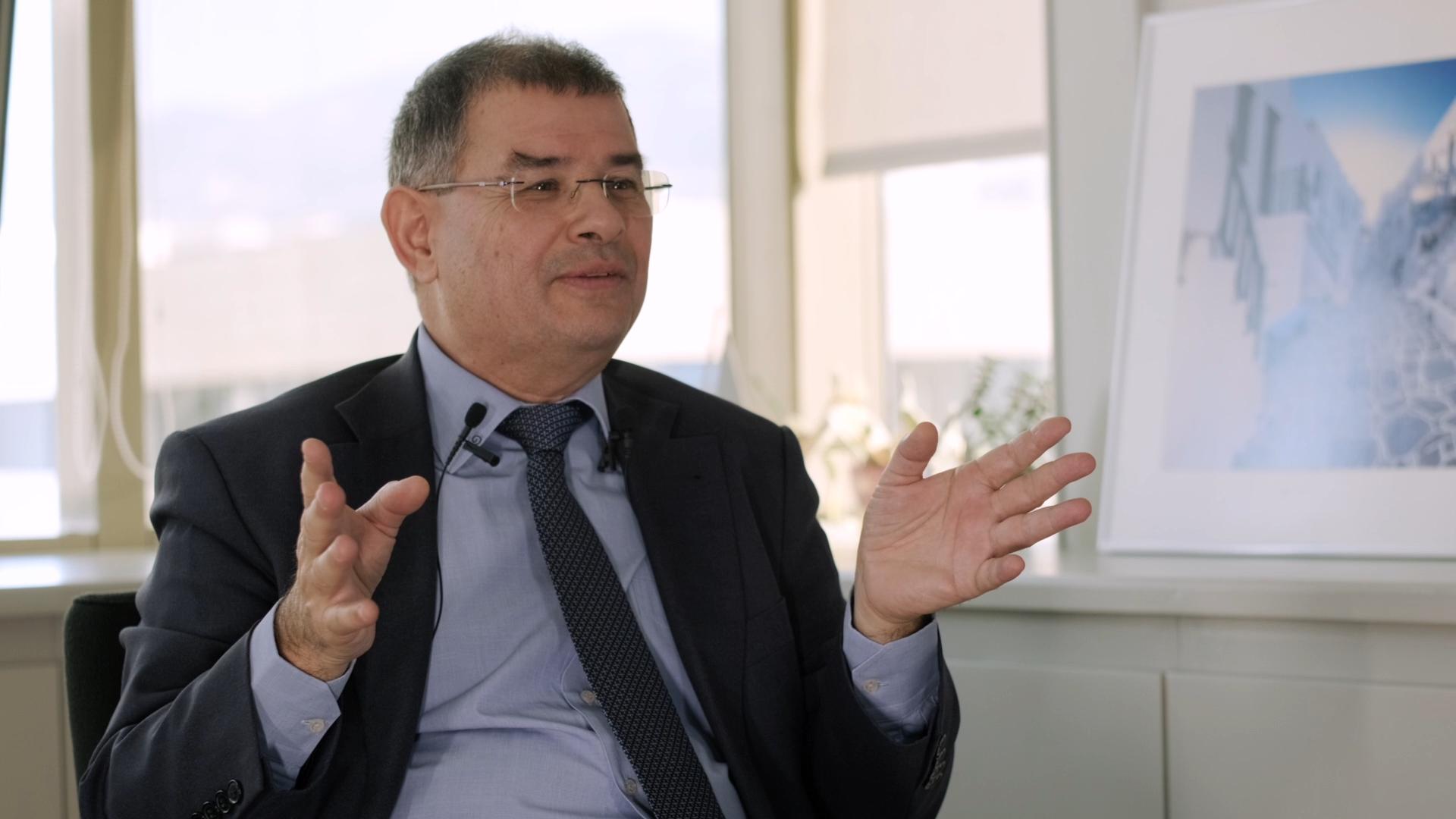 """Гендиректор Hellenic Petroleum Upstream S.A.: """"Во время кризиса мы инвестировали более 3 млрд евро"""""""