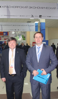 Alexey Davydov heads Gazprom Geologorazvedka