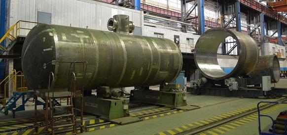 Петрозаводскмаш изготовил оборудование для АЭС Куданкулам в Индии