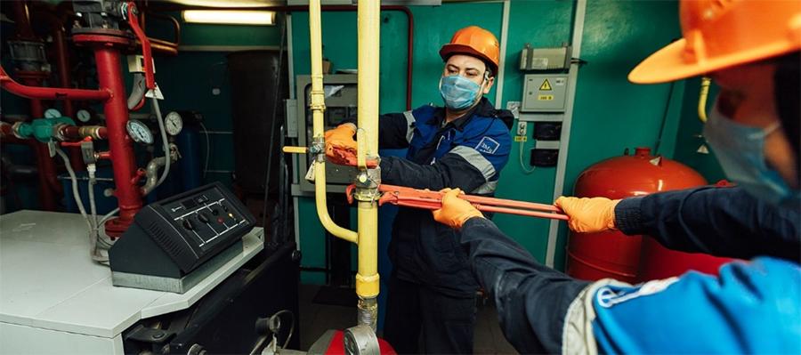 Компании группы Газпром межрегионгаз готовы к работе в сезон зимних максимальных нагрузок