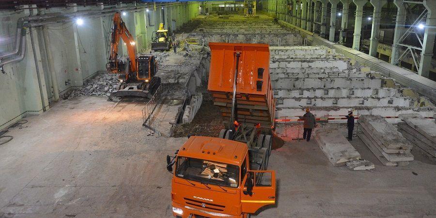 ТВЭЛ приступила к строительству 2-й в России установки по переработке ОГФУ