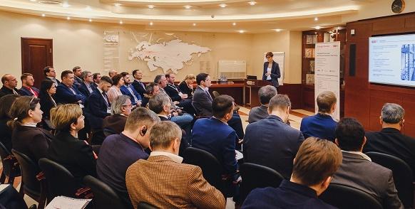 Стратегическая сессия в ГК «ССТ»: выход на международные рынки